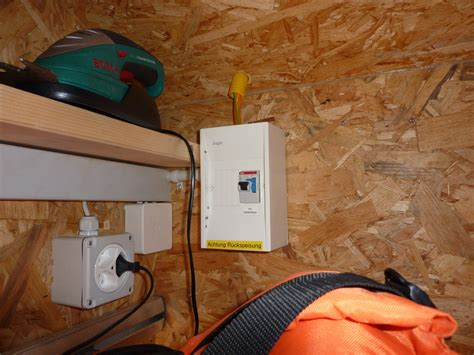 solaranlage gartenhaus selber bauen wohn design