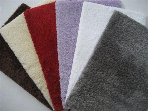 les tapis de chambre a coucher micro fibre jaune pourpre antidérapantes tapis de sol
