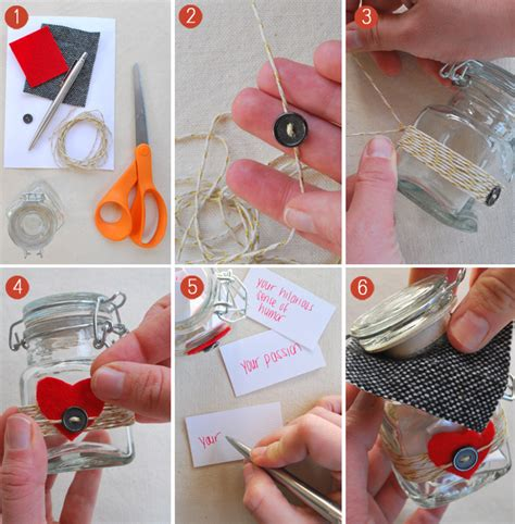 diy valentines gifts for 17 last minute handmade valentine gifts for him