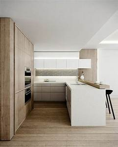 Le parquet clair c39est le nouveau hit d39interieur pour 2017 for Idee deco cuisine avec meuble salle a manger chene blanchi