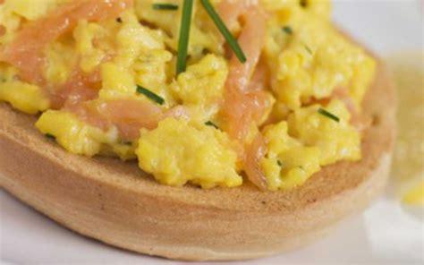 recette oeufs brouill 233 s au saumon fum 233 233 conomique et
