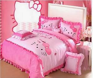 Chambre Hello Kitty : chambre bebe hello kitty b b doudou univers ~ Voncanada.com Idées de Décoration
