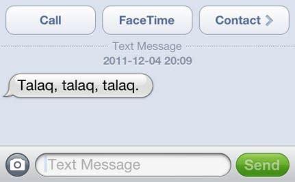 triple talaq  case study icy tales
