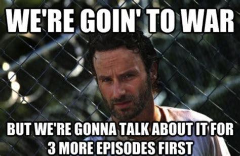 Best Walking Dead Memes - the 30 best walking dead memes tv galleries paste