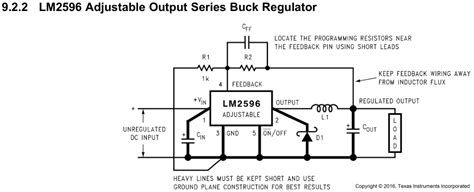 Hacking Cheap Buck Converter Module Chip