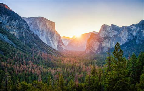 The Most Beautiful Places America