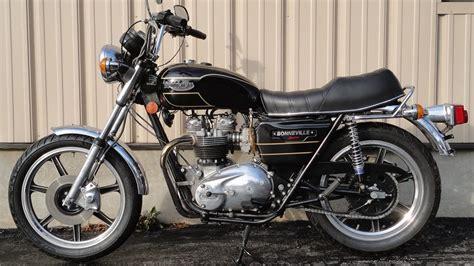 1979 Triumph T140d Bonneville Special