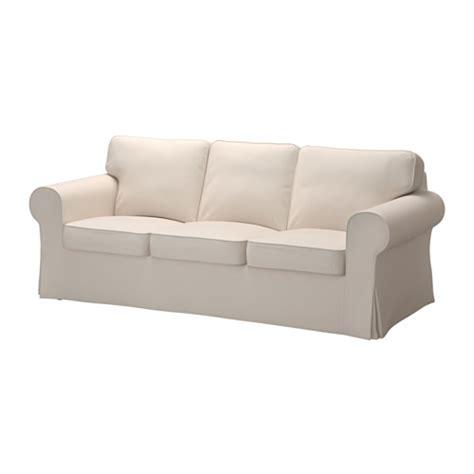 ikea canapé ektorp 3 places ektorp sofa lofallet beige ikea