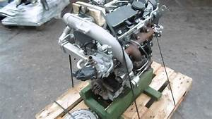 Fiat Ducato 2 3 Jtd Engine Removed From 2015 Van