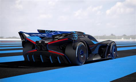 In contrast to the hypercar chiron, which is deliberately designed for comfort and high speed, the bolide is intended to deliver top performance on the race track. The Bugatti Bolide Is A Track-Only Rocket w/video - Double Apex