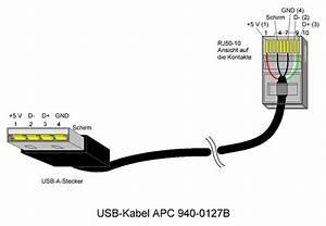Apc Ups Cable Usb To Rj45