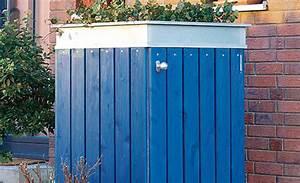 Müllbox Selber Bauen : m lltonnen verkleidung gartenhaus ~ Lizthompson.info Haus und Dekorationen