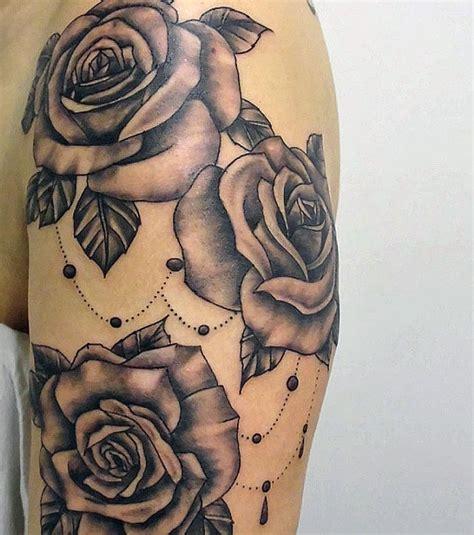 Tatouage Rose  Tattoo Boutique