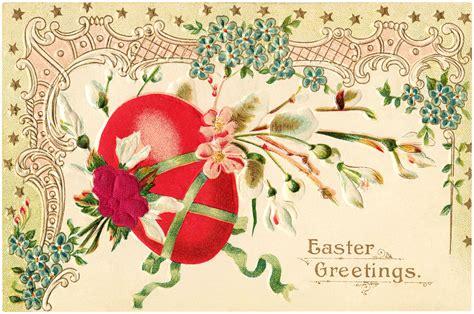 Free Vintage Clip Vintage Easter Clip Cliparts