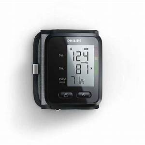 Philips Dl8765  15 Wrist  With Bluetooth  Blood Pressure