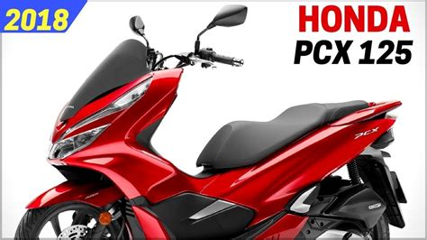 Pcx 2018 Fiyat by New 2018 Honda Pcx 125 Scooter Updated Design And The