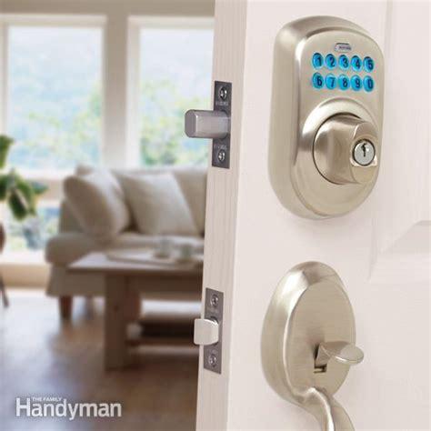 front door locks upgrade front door locks with keyless door locks the