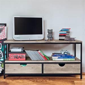 Meuble Tv Maison Du Monde : meuble tv long island maisons du monde pickture ~ Teatrodelosmanantiales.com Idées de Décoration