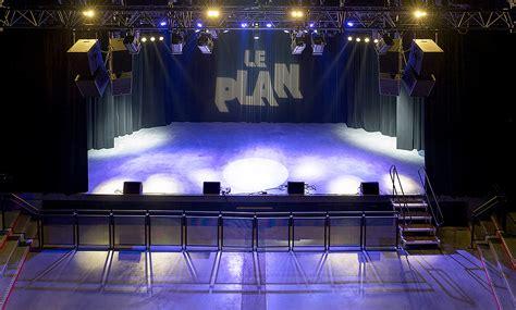 le plan salle de concerts ris orangis blp architectes 224 bordeaux et