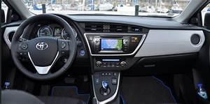 Toyota Auris Break Hybride : toyota auris touring sports le break en version hybride ~ Medecine-chirurgie-esthetiques.com Avis de Voitures