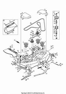 Troy Bilt 13aa92kp066 Tb2450  2013  Parts Diagram For