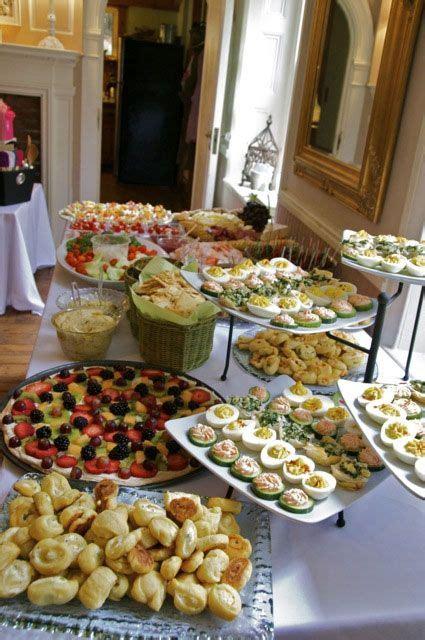 food ideas for bridal shower mmmm bridal shower buffet at the farmhouse