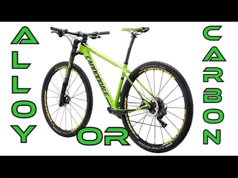 cannondale f si alloy 1 review cycling news newslocker cannondale f si carbon vs alloy xc race mountain bike