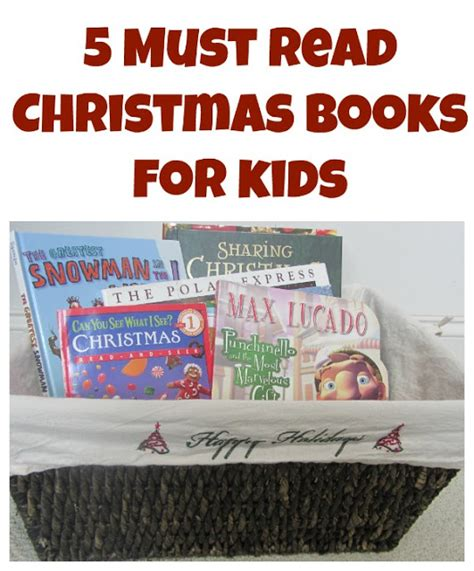 Controlling Craziness 5 Must Read Christmas Books For Kids