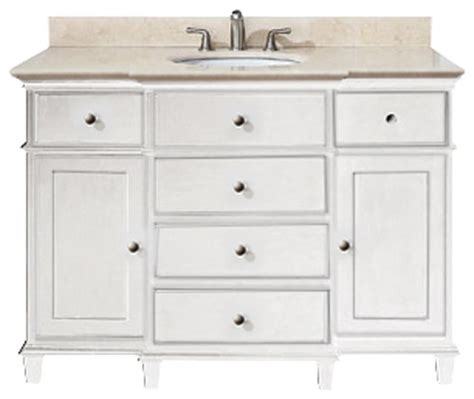 Popular Bathroom Vanities by Popular Bathroom Vanities White Finish Traditional