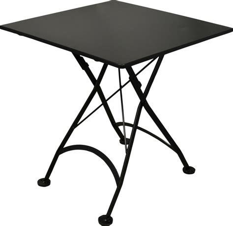 furniture designhouse 28 quot square folding bistro table