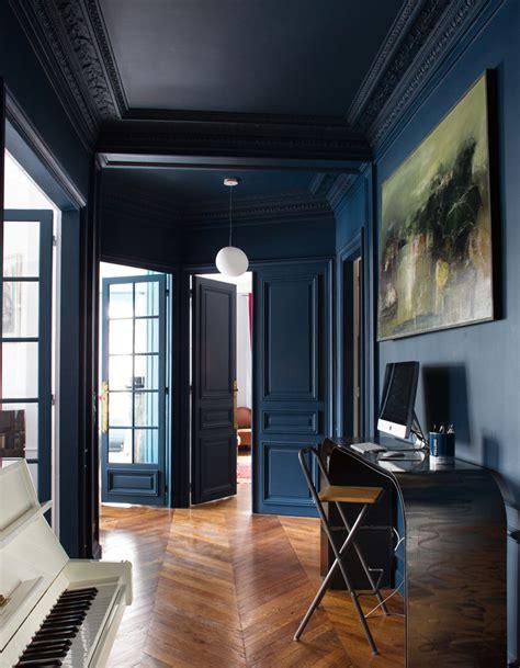 vaisselle cuisine le bleu marine débarque dans la maison décoration