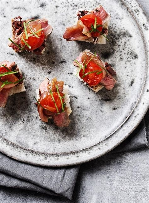 traditional canapes canapés a collection of food and drink ideas to try