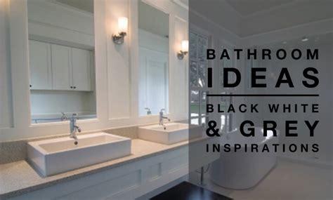 grey and black bathroom ideas grey black bathroom crowdbuild for