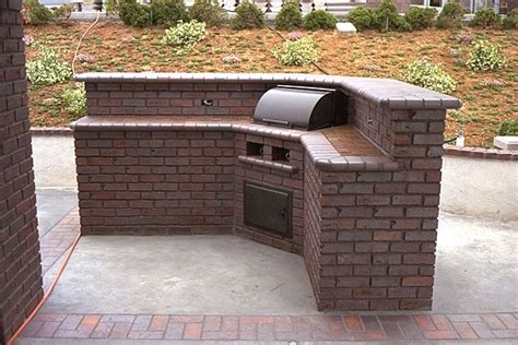 brick bbq designs brick driveway image brick barbecue pictures
