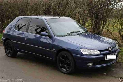 peugeot fast car peugeot 1998 306 xsi blue modified very fast car clean