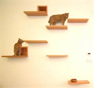 cat wall shelves house cat as client interior design inspired by pet cats