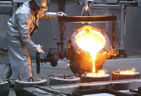 Foundry Shop ::Emirates Engineering Company Fabrication ...