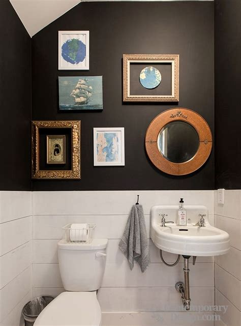 Small Half Bathroom Decor Ideas by Small Half Bathroom Decorating Ideas