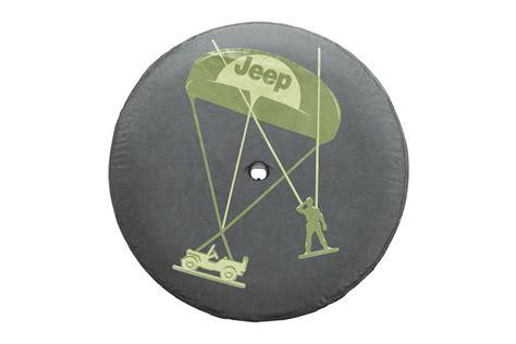 mopar  willys logo spare tire cover