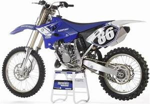 Yamaha Yz125 Service Repair Mechanic Oem Shop Manual Cd 2010