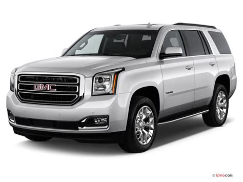 2018 Gmc Yukon Prices, Reviews And Pictures  Us News