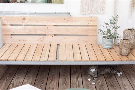 Garten Lounge Möbel Selber Bauen by Terrassen Lounge Selber Bauen Villa Josefina
