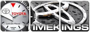 Toyota Car Logo Watches