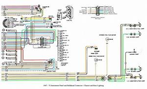 1972 Mustang Gauge Wiring Diagram