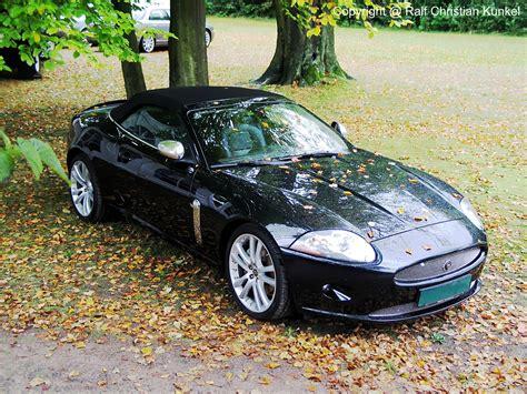 Jaguar Xkr 42 Cabrio Fotografiert Am 29092007 Zu Den
