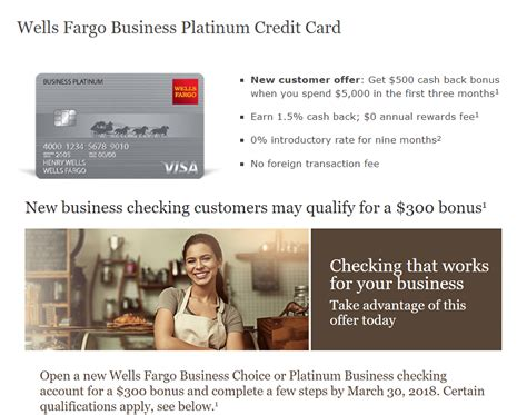 Hard credit inquiries show up on your credit reports and are visible to any other party that pulls your credit. Stack Two Wells Fargo Business Bonuses For $800 Without ...