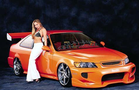 Supercars Girl Hot Wallpaper