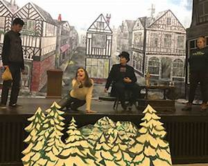 Haverhill High School Staging 'A Christmas Carol' This ...