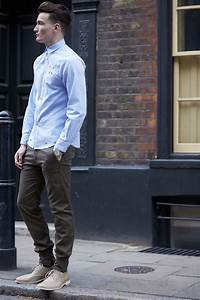 Elegant British Style, Start with Men's Work Shoes - Men ...