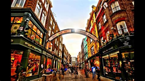christmas decorations in wandswarth shopping centre london shopping in carnaby shops 2016